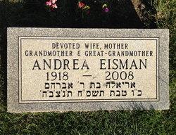 Andrea <i>Lazzari</i> Eisman