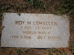 Roy Miller Lewallen
