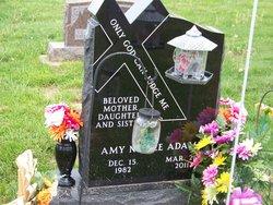 Amy Nicole <i>Medler</i> Adams