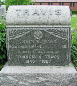 Francis Ann <i>Rue</i> Travis