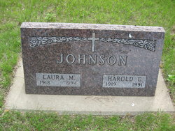 Laura M. <i>Wells</i> Johnson