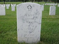 Albert Terry York