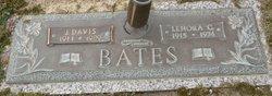 Lenora <i>Callihan</i> Bates