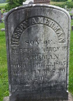 Henry Amerman