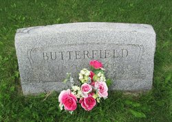 Henrietta <i>Niles</i> Butterfield