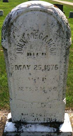 Mary Polly <i>Carney</i> McGannon