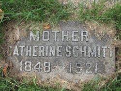 Catherine Kate <i>Lies</i> Schmitt