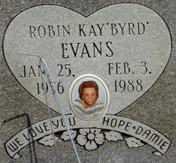 Robin Kay Byrd Evans