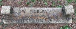 J W Willie Tinsley