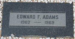Edward Frank Adams