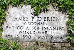 James Patrick O'Brien