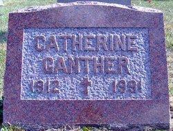 Catherine M. <i>Hannifin</i> Ganther