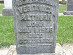 Veronica Anna Altman