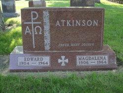 Magdalena <i>Finken</i> Atkinson