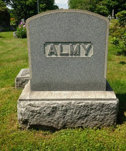 Sarah <i>Hoover</i> Almy