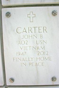 John Barclay Jack Carter
