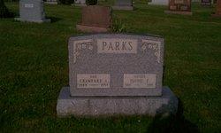 Fannie E. <i>Leach</i> Parks