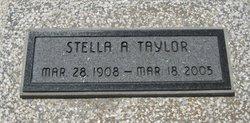 Stella Audra Audra <i>Garriott</i> Taylor