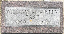 William McKinley Case, Jr