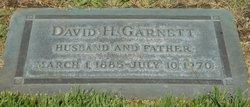 David Henderson Garnett
