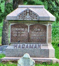 Clementine D. Hagaman