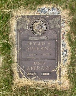 Phyllis Ann <i>Pepin</i> Aperans