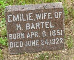 Emilie Christine <i>Hagemann</i> Bartel