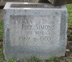 Alicia E. <i>Fitzsimons</i> Batchelder
