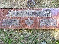 Bernice M. <i>Smith</i> Badgley