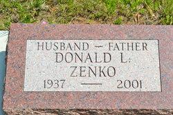 Donald L Zenko
