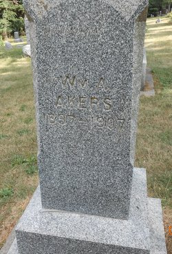 William A. Akers