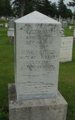 Olive P. <i>Sturgis</i> Bates