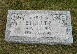 Mabel A Billitz
