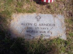 Alvin G Arnold
