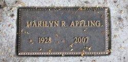 Marilyn R Appling