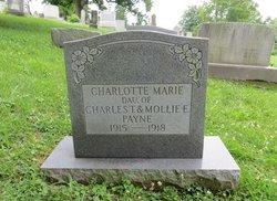 Charlotte Marie Payne