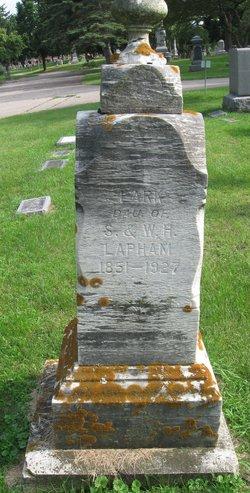 Lark F Lapham