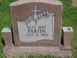Alta May Partin