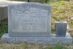 Donald B Barnwell