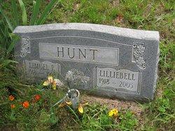 Lemuel F Hunt
