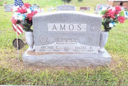 Hazel E. <i>Phillips</i> Amos