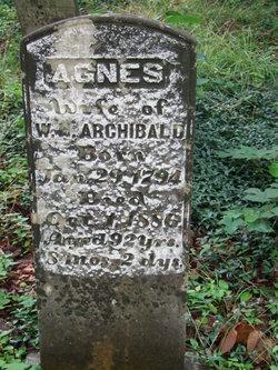 Agnes Archibald
