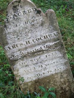 Cyrus H. Cochran