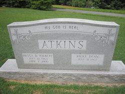 Peggy D. <i>Tolbert</i> Atkins