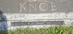 Harold H. Hank Knob, Jr