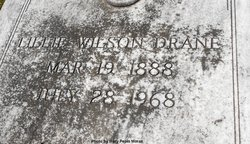 Lillie <i>Wilson</i> Drane