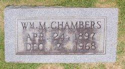 William M. Chambers