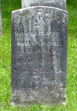 John Henry Sedgwick