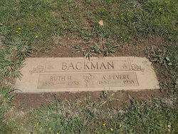 A.J. Evert Backman
