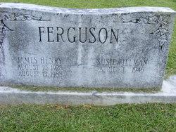 Susie <i>Fillman</i> Ferguson